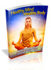 Thumbnail Healthy Mind Healthy Body - Viral eBook PLR