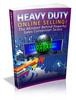 Thumbnail Heavy Duty Online Selling - Viral Report PLr