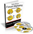 Thumbnail Highly Effective Forum Marketing Video Tutorials (PLR)