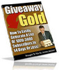 Thumbnail Giveaway Gold plr