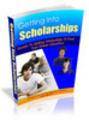 Thumbnail Getting Into Scholarships - Viral eBook