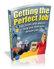 Thumbnail Getting the Perfect Job PLR