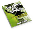 Thumbnail How to Gain and Retain Customers PLR