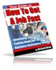 Thumbnail How to Get a Job Fast PLR