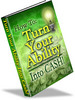 Thumbnail How to Turn Your Ability Into Cash PLR