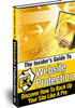 Thumbnail Insiders Guide to Website Protection PLR