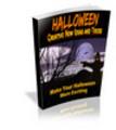 Thumbnail Halloween Creative New Ideas  Tricks - ebook and audio plr
