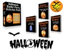 Thumbnail Halloween Kinder Party Activities Kit (PLR)
