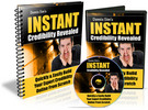 Thumbnail Instant Credability Revealed - Audio Book