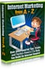 Thumbnail Internet Marketing from A-Z (Viral PLR)