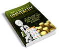 Thumbnail Info Product University (PLR)