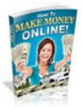 Thumbnail Make Money Online - Website Template