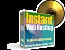 Thumbnail Instant Web Hosting PLR