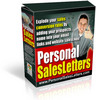 Thumbnail Personal SalesLetters (PLR)