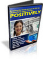 Thumbnail Power of Positive Thinking plr