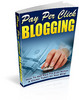 Thumbnail PPC Blogging - eBook and Audio