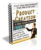 Thumbnail Product Creation Crash Course - eCourse (PLR)