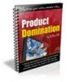 Thumbnail Product Domination plr