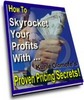 Thumbnail Proven Pricing Secrets PLR