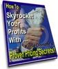 Thumbnail Proven Pricing Secrets PLR