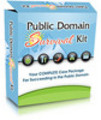 Thumbnail Public Domain Survival Kit PLR