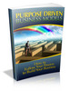 Thumbnail Purpose Driven Business Models PLR