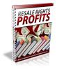 Thumbnail Resale Rights Profits (PLR)