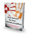 Thumbnail Read Between the Lines - Palmistry Simplified - eBook plr