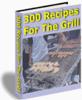 Thumbnail Recipes for the Grill (PLR)