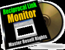 Thumbnail Reciprocal Link Monitor PLR