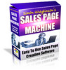 Thumbnail Sales Page Machine plr
