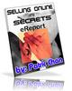 Thumbnail Selling Online Secrets PLR