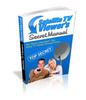 Thumbnail Satellite TV Viewers Secret Manual plr