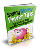 Thumbnail Saving Money Power Tips - Viral Report plr