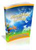 Thumbnail Simplified Living - Viral eBook