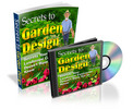 Thumbnail Secrets to Garden Design - eBook and Audio plr