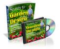 Thumbnail Secrets to Garden Design - eBook and Audio plr