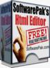 Thumbnail Softwarepaks HTML Editor