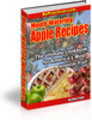 Thumbnail Mouth Watering Apple Recipes (PLR)