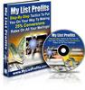 Thumbnail My List Profits - eBook and Audio