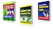 Thumbnail Student Loans Report Pack (PLR)