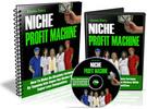 Thumbnail Niche Profit Machine - Audio Book
