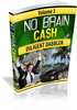 Thumbnail No Brain Cash eBook Series - Viral eBooks