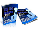 Thumbnail The List Building Bible (PLR)