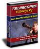Thumbnail Telescopes Mastery (PLR)