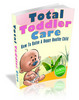 Thumbnail Total Toddler Care plr
