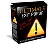 Thumbnail Ultimate Exit Popup plr