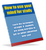 Thumbnail Use Your Mind for Study plr