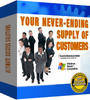 Thumbnail Your Never Ending Supply of Customers (PLR)