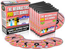 Thumbnail Webmasters Pro Site Bundle - Templates and Videos